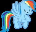 Vector #51 - Rainbow Dash #10
