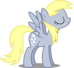 Vector #54 - Derpy Hooves #2