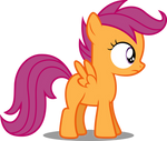 Vector #57 - Scootaloo #3