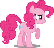 Vector #58 - Pinkie Pie #3 by DashieSparkle