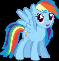 Vector #65 - Rainbow Dash #12 by DashieSparkle