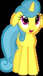 Vector #77 - Lemon Hearts #2