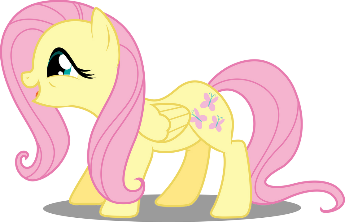 Vector #78 - Fluttershy #5 by DashieSparkle