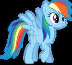 Vector #81 - Rainbow Dash #14
