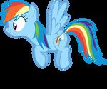 Vector #88 - Rainbow Dash #16