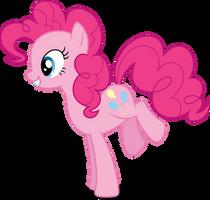 Vector #97 - Pinkie Pie #4 by DashieSparkle