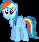 Vector #117 - Rainbow Dash #19
