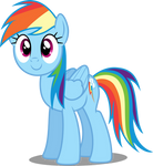 Vector #117 - Rainbow Dash #19