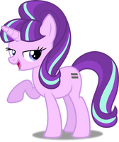 Vector #123 - Starlight Glimmer #2 by DashieSparkle