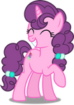 Vector #144 - Sugar Belle by DashieSparkle