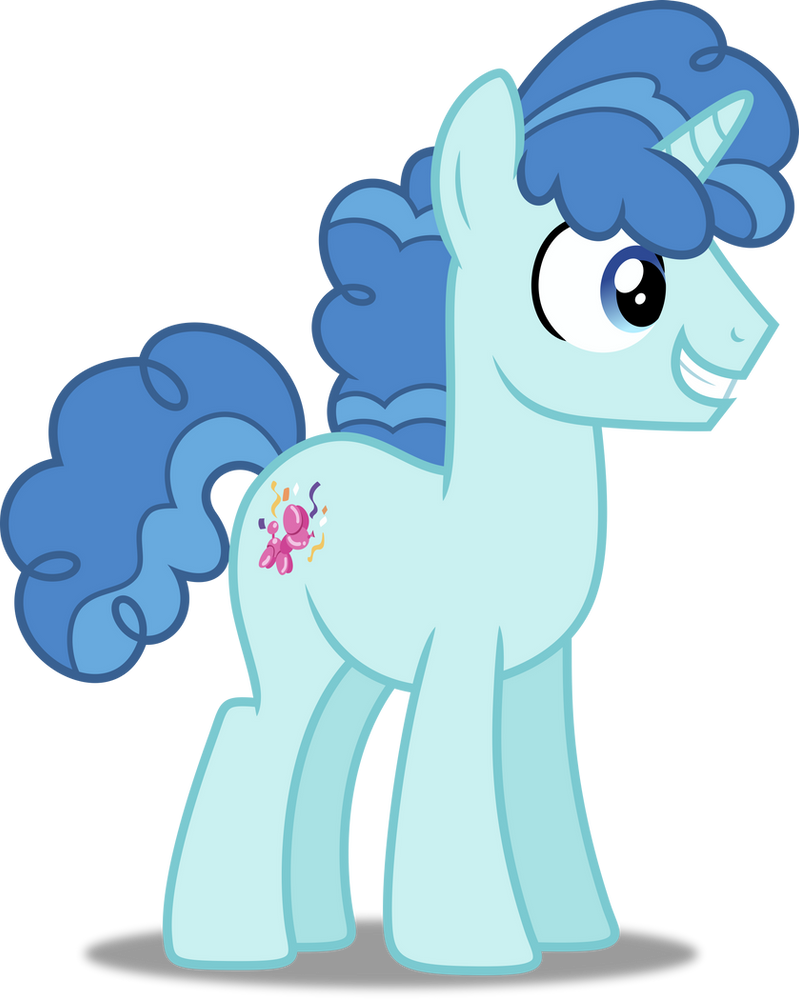 Vector #146 - Party Favor by DashieSparkle
