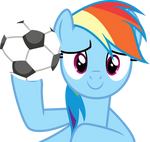 Vector #154 - Rainbow Dash #23
