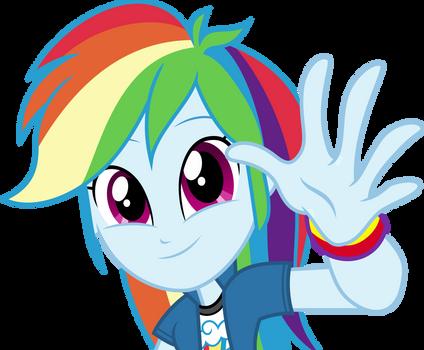 Vector #168 - Rainbow Dash #27