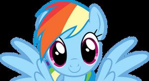 Vector #181 - Rainbow Dash #29