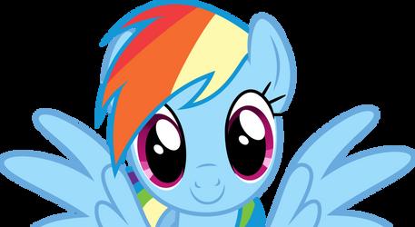 Vector #181 - Rainbow Dash #29 by DashieSparkle