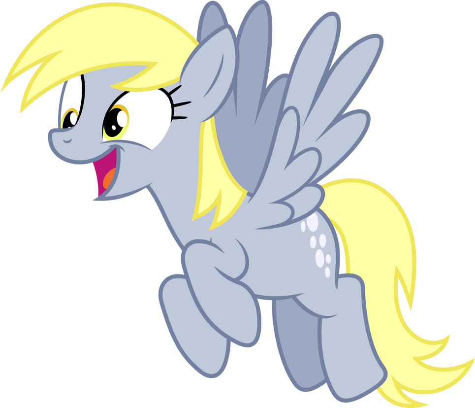 My Little Pony Derpy Hooves Wallpaper Download