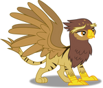 Vector #194 - The Griffonstone Delegate