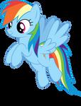 Vector #201 - Rainbow Dash #30