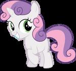 Vector #218 - Sweetie Belle #2