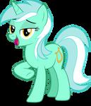 Vector #242 - Lyra Heartstrings #2