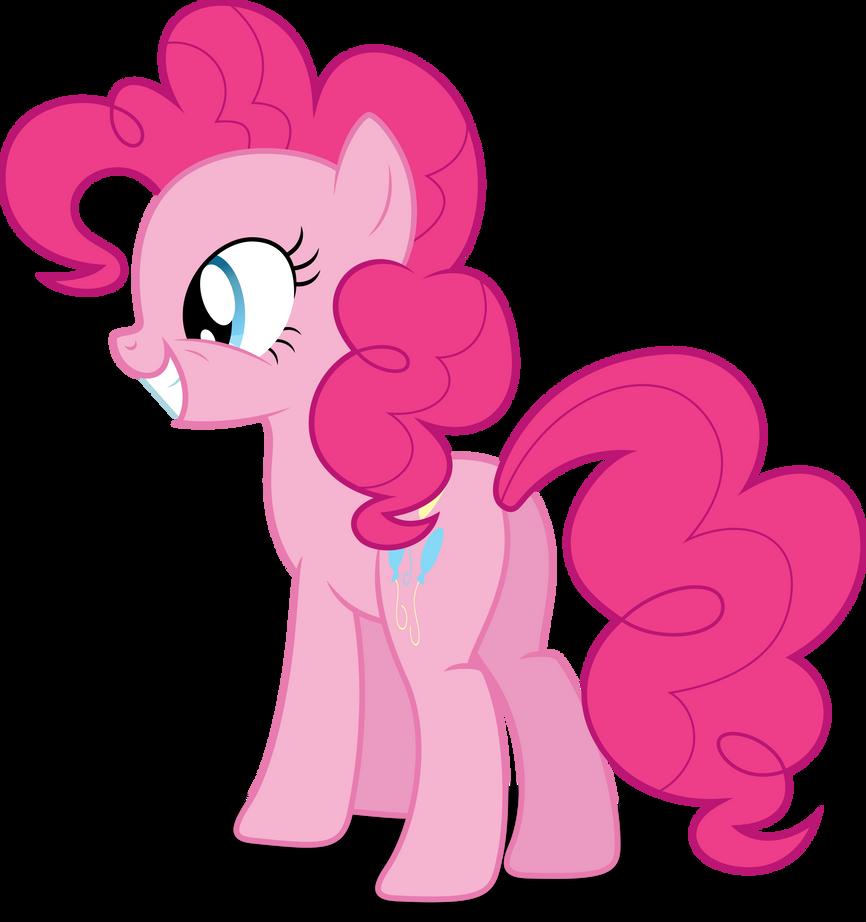 Vector #243 - Pinkie Pie #16 by DashieSparkle