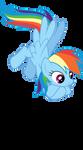 Vector #247 - Rainbow Dash #35