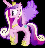 Vector #250 - Princess Cadance by DashieSparkle