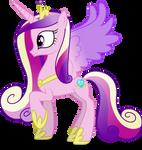 Vector #250 - Princess Cadance