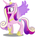 Vector #250 - Princess Cadance