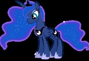 Vector #256 - Princess Luna #9 by DashieSparkle