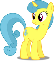 Vector #263 - Lemon Hearts #3 by DashieSparkle