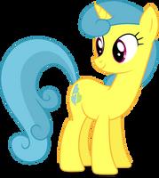 Vector #263 - Lemon Hearts #3 by DashieSparkle