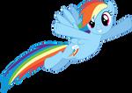 Vector #267 - Rainbow Dash #38