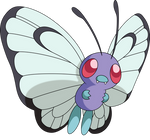 Vector #270 - Butterfree