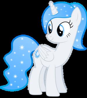 Vector #275 - Princess White Flare #10