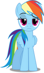 Vector #277 - Rainbow Dash #40