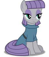 Vector #292 - Maud Pie #2 by DashieSparkle