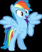 Vector #319 - Rainbow Dash #42 by DashieSparkle