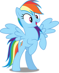 Vector #319 - Rainbow Dash #42