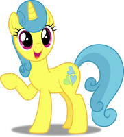 Vector #332 - Lemon Hearts #4 by DashieSparkle