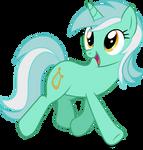 Vector #333 - Lyra Heartstrings #3