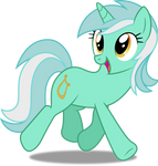 Vector #333 - Lyra Heartstrings #3