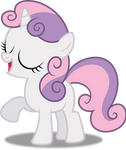 Vector #338 - Sweetie Belle #3