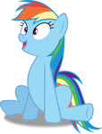 Vector #348 - Rainbow Dash #45