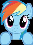 Vector #361 - Rainbow Dash #47