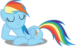 Vector #371 - Rainbow Dash #48