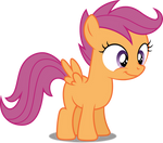 Vector #373 - Scootaloo #6