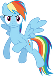 Vector #378 - Rainbow Dash #49