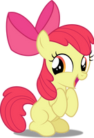 Vector #386 - Apple Bloom #10 by DashieSparkle