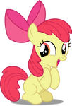 Vector #386 - Apple Bloom #10